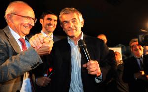 Sergio Chiamparino presidente della Regione Piemonte