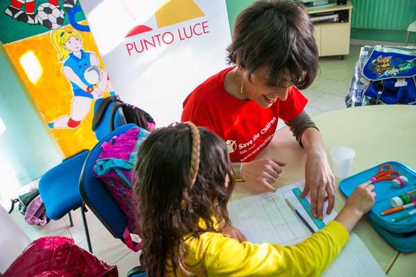 povertà educativa, Piemonte, Save the Children