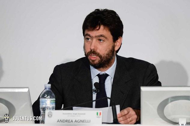 Agnelli Andrea Agnelli è il torinese dell'anno, scelto per l'ottima gestione della Juventus