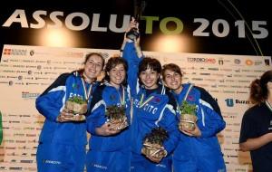 Esercito vince SPADA F Torino