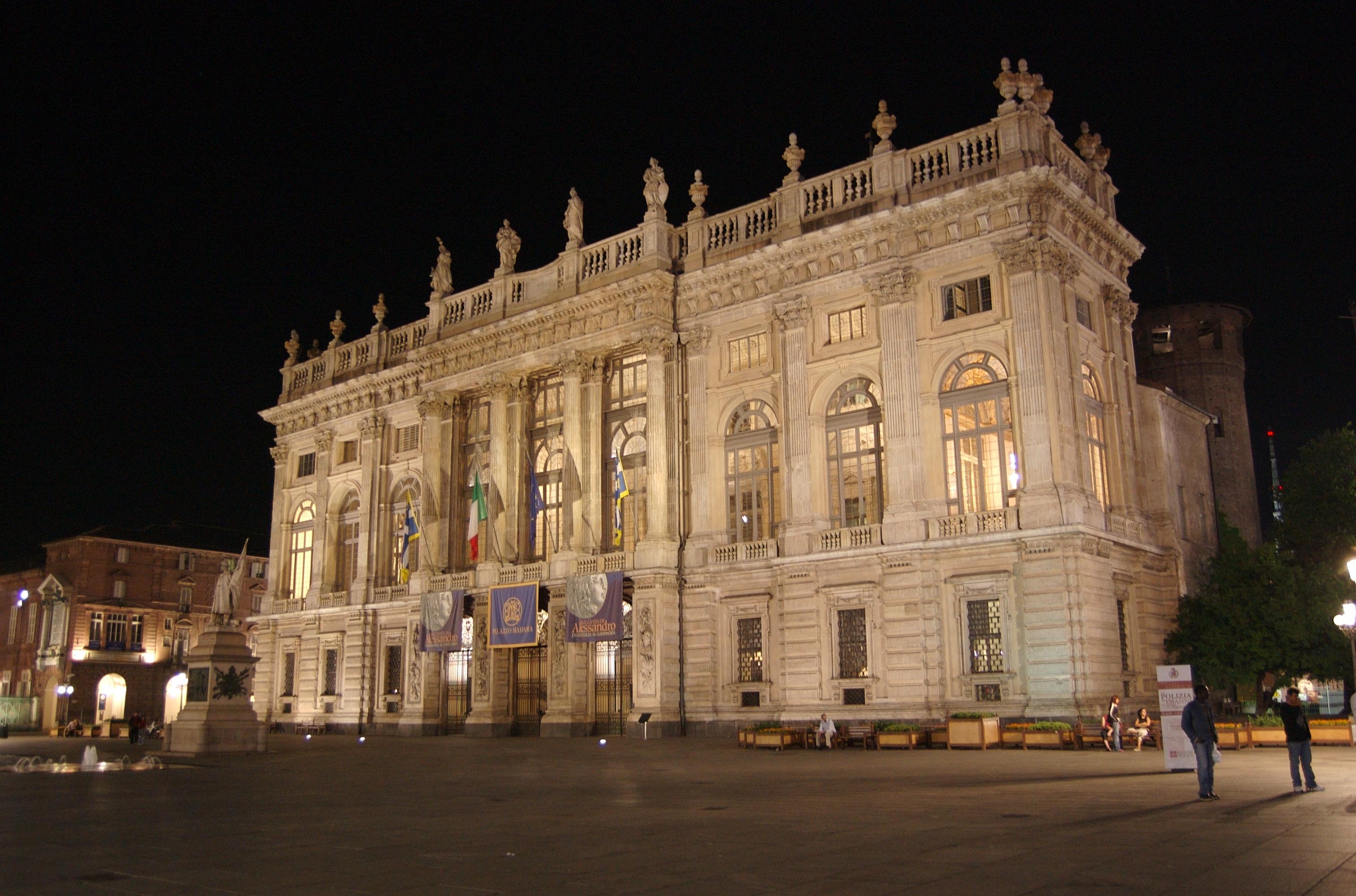 PalazzoMadamaNotte Home