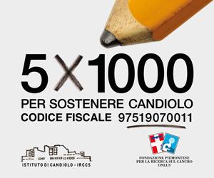 Candiolo 5 x1000