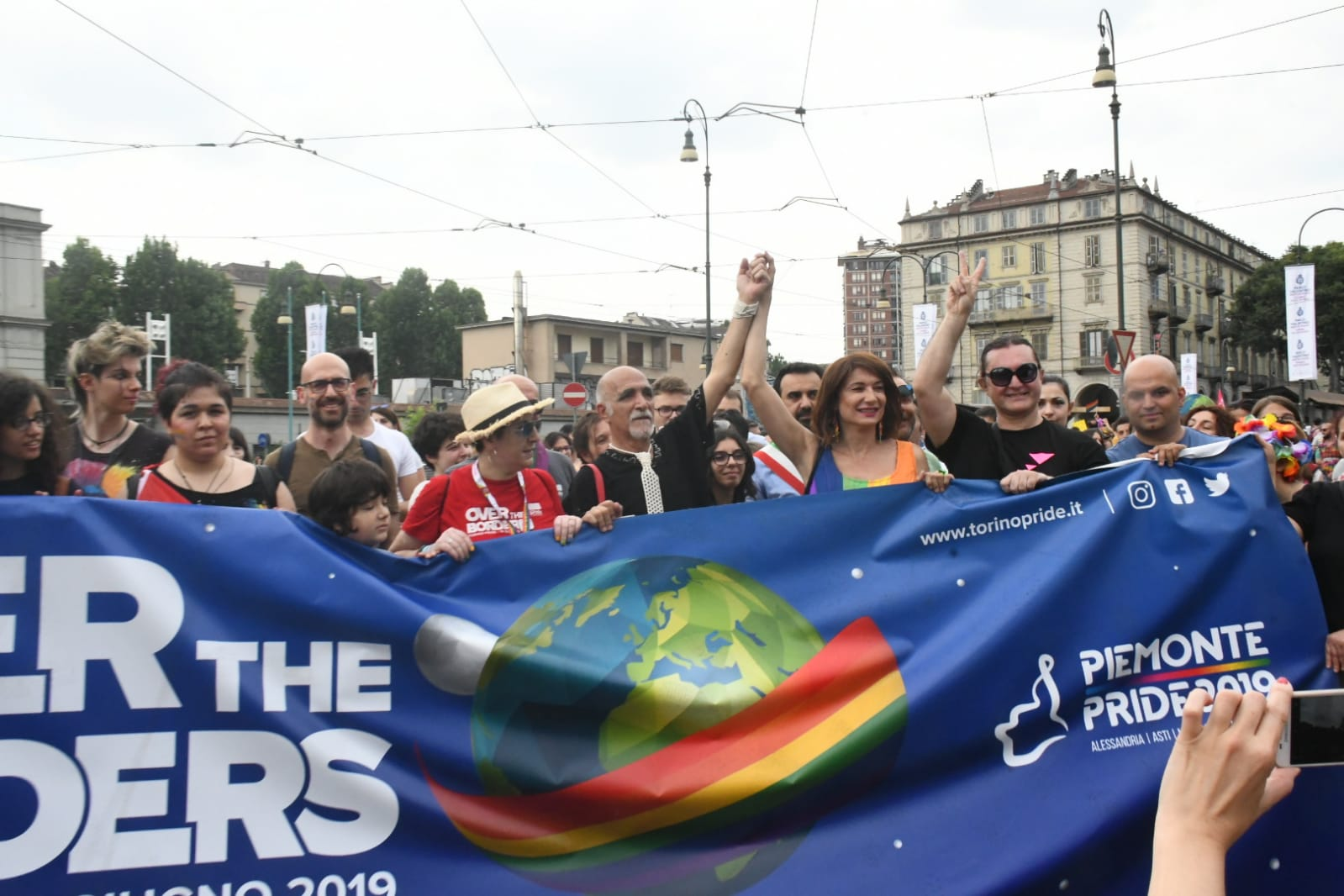Torino Pride 2019 Diriti lgbt