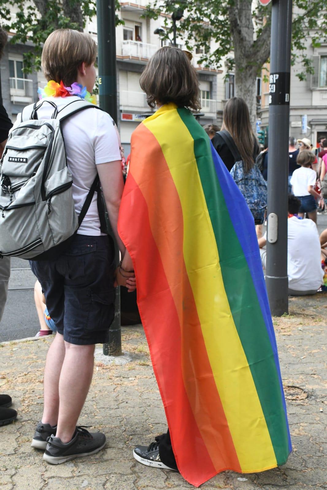 Torino Pride 2019 diritti arcobaleno