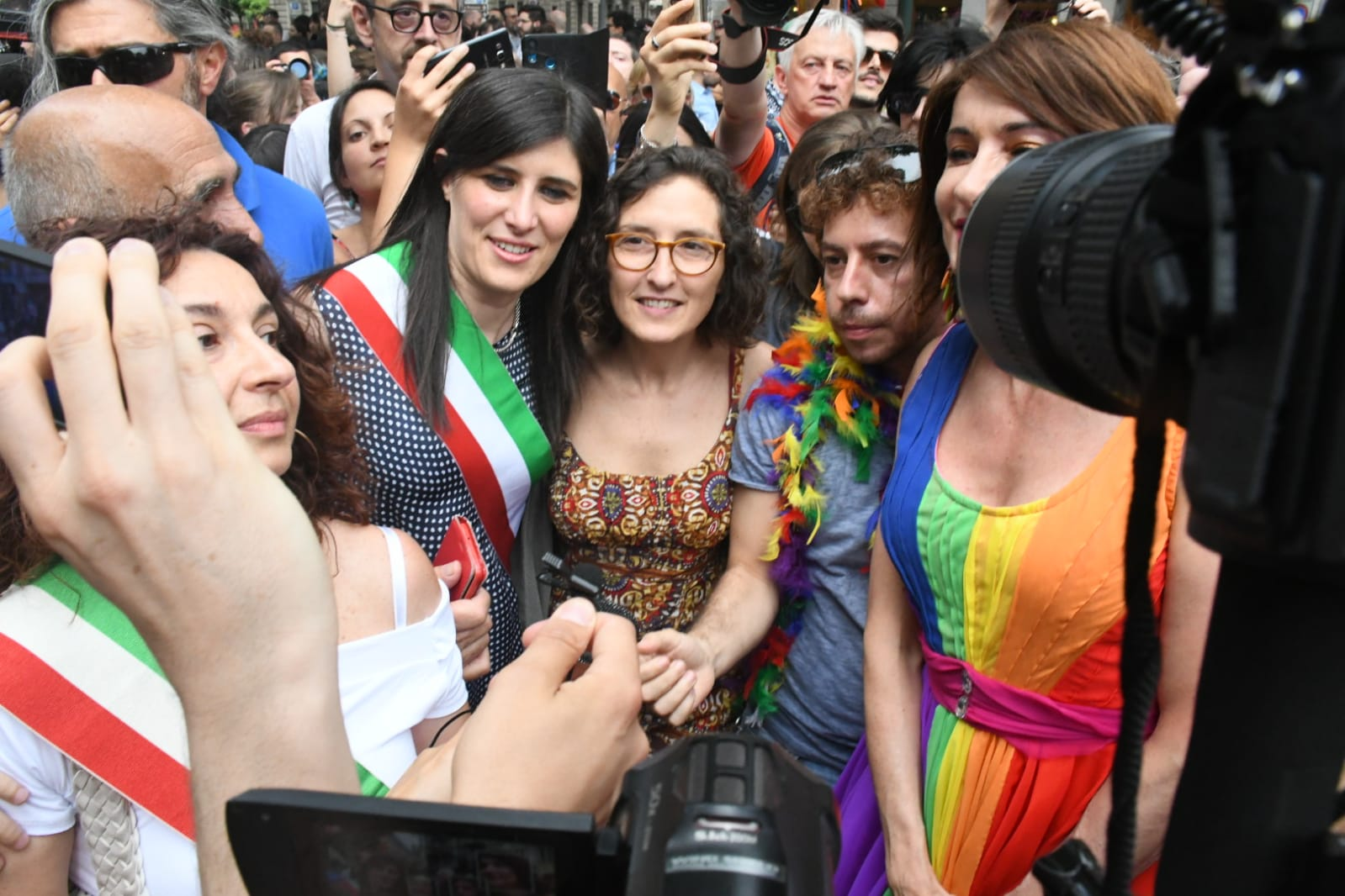 Torino Pride 2019 Appendino