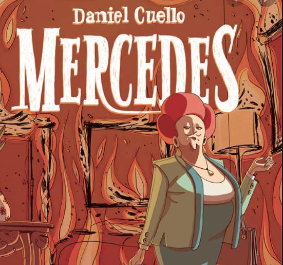 Le graphic novel di Daniel Cuello oggi online dal Circolo ...